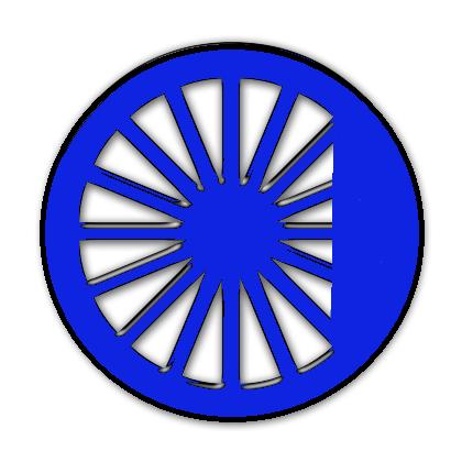 420x420 Thomas Train Wheel Clip Art