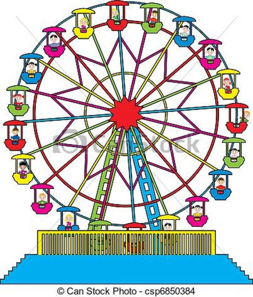 875x1024 Big Wheel Illustrations And Clipart 4782 Big Wheel Royalty Free