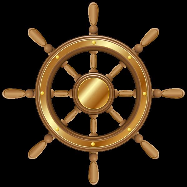 600x600 Boat Wheel Transparent Png Clip Art Image Clippart.