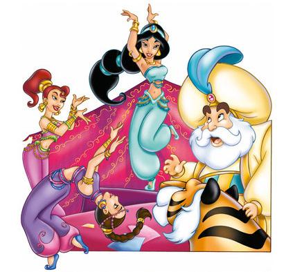 413x394 Genie Lamp Clipart Aladdin Abu 3560019