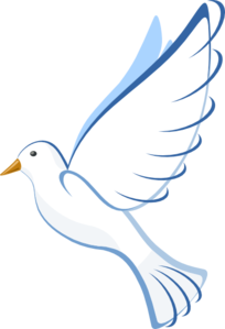 204x299 Gallery White Dove Clip Art Free,