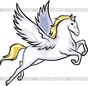 300x294 Winged Horse