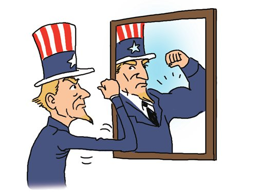 500x375 White House Clipart Foreign Policy