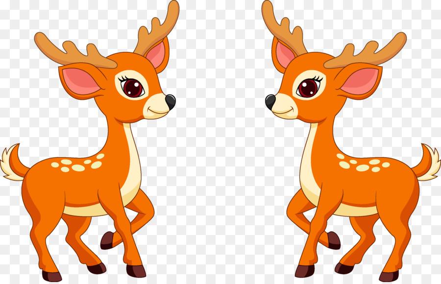 900x580 White Tailed Deer Clip Art
