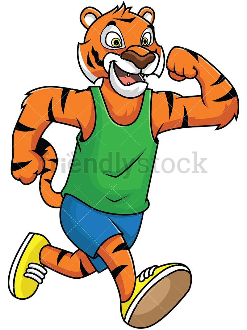 800x1067 Running Tiger Clipart Amp Running Tiger Clip Art Images
