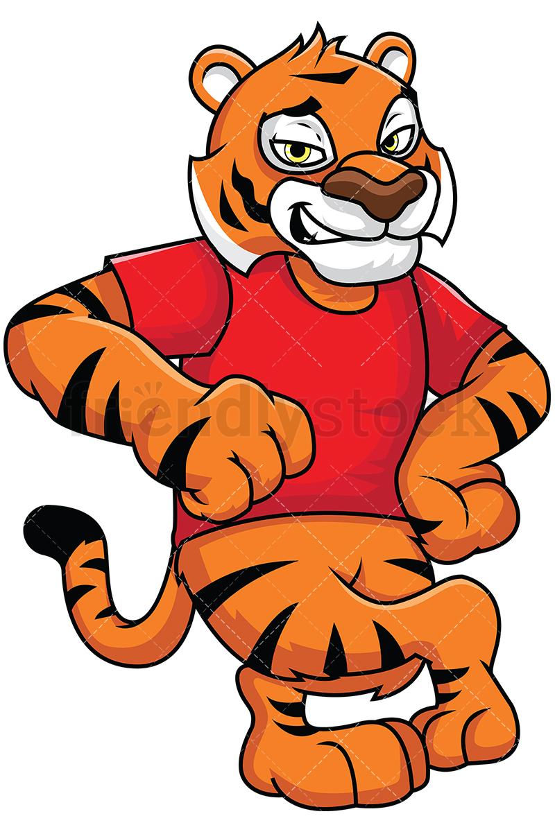 800x1200 Tiger Mascot Clipart Amp Tiger Mascot Clip Art Images