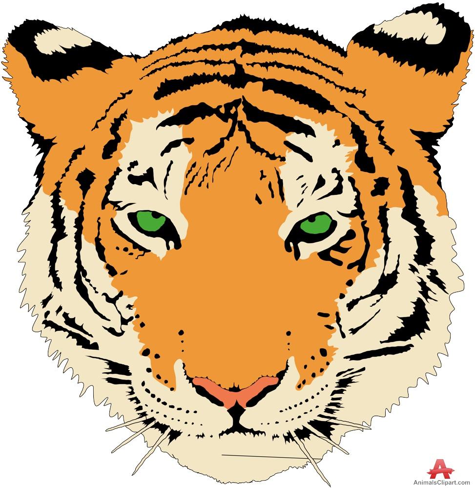 973x999 Tiger Clip Art 2