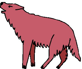 285x239 Wolf Clipart Pink Free Collection Download And Share Wolf