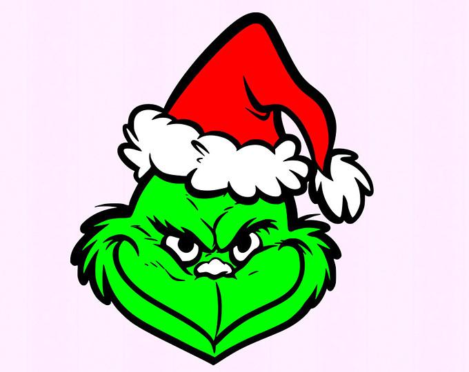 680x540 Grinch Christmas Clip Art. Image details clipart
