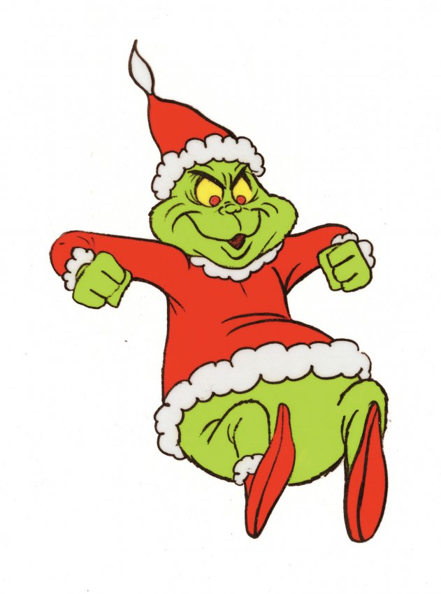 631x850 Grinch Who Stole Christmas Clip Art Clipart