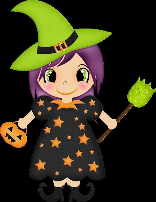 616x800 Halloween Witch Clip Art Clip Art