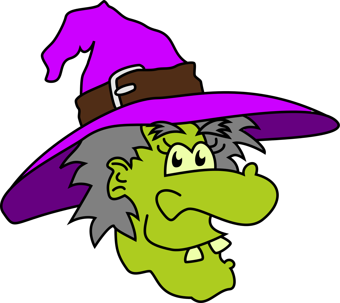 1344x1200 Collection Of Witch Clipart High Quality, Free Cliparts