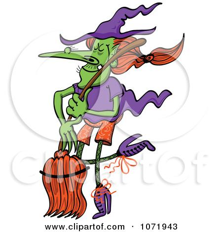 450x470 Wicked Cat Halloween Clipart