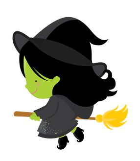 Wicked Witch Of The West Clipart