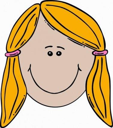 377x425 Hair Clip Art