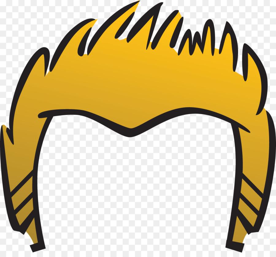 900x840 Black Hair Brown Hair Wig Clip Art