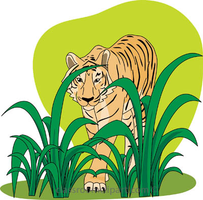 400x394 Plant Clipart Plants And Animal