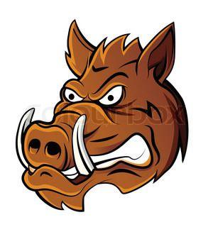 Wild Boar Clipart