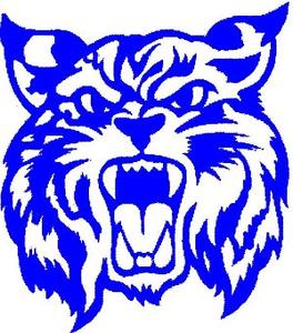 264x300 Wildcat Logo Blue Clip Art Cute! Clip Art, Logos