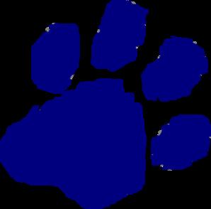 298x294 Wildcat Paw Clip Art Clipart Panda