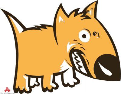 Wild Dog Clipart