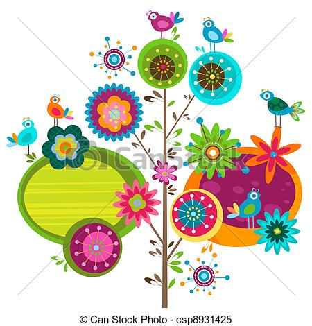 450x470 Wild Flowers Clipart Vector Graphics. 19,342 Wild Flowers Eps Clip