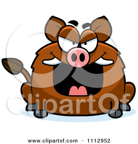 450x470 Royalty Free (Rf) Wild Boar Clipart, Illustrations, Vector Graphics