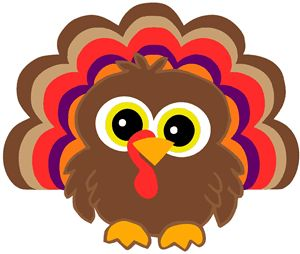 Wild Turkey Clipart