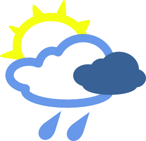 300x291 Clouds Clipart Wind Blowing Cloud