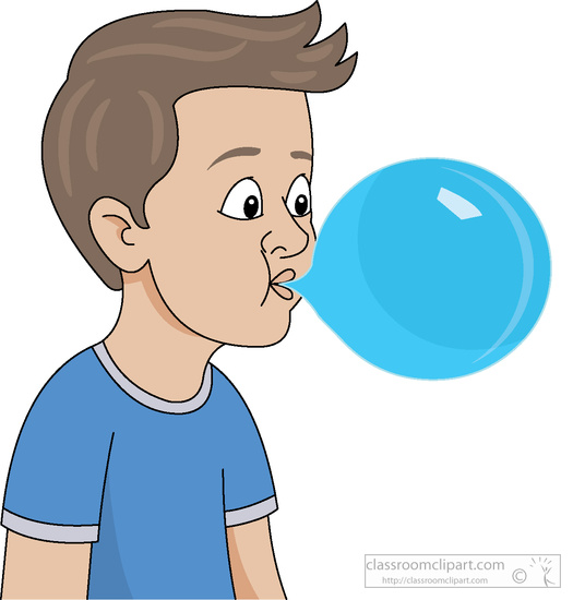 525x550 Blowing Clipart
