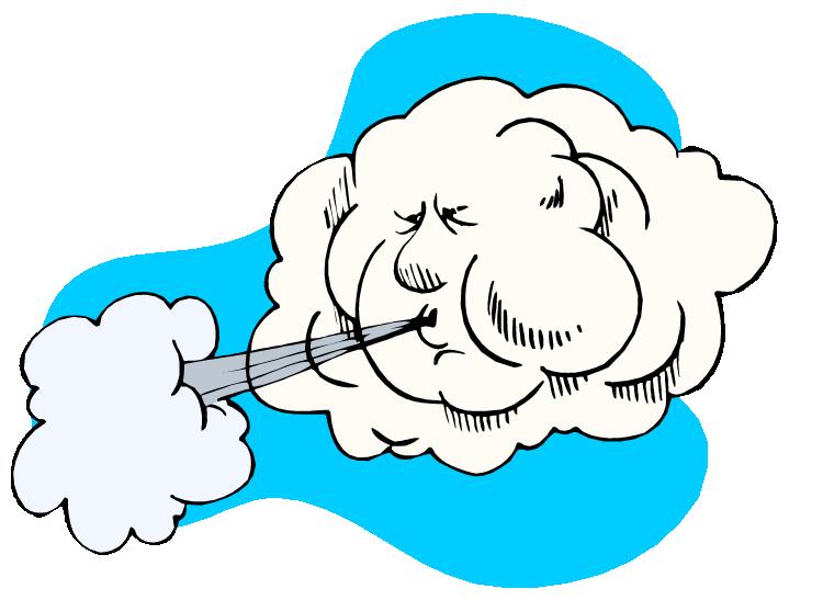 750x547 Hurricane Clipart Gust Wind