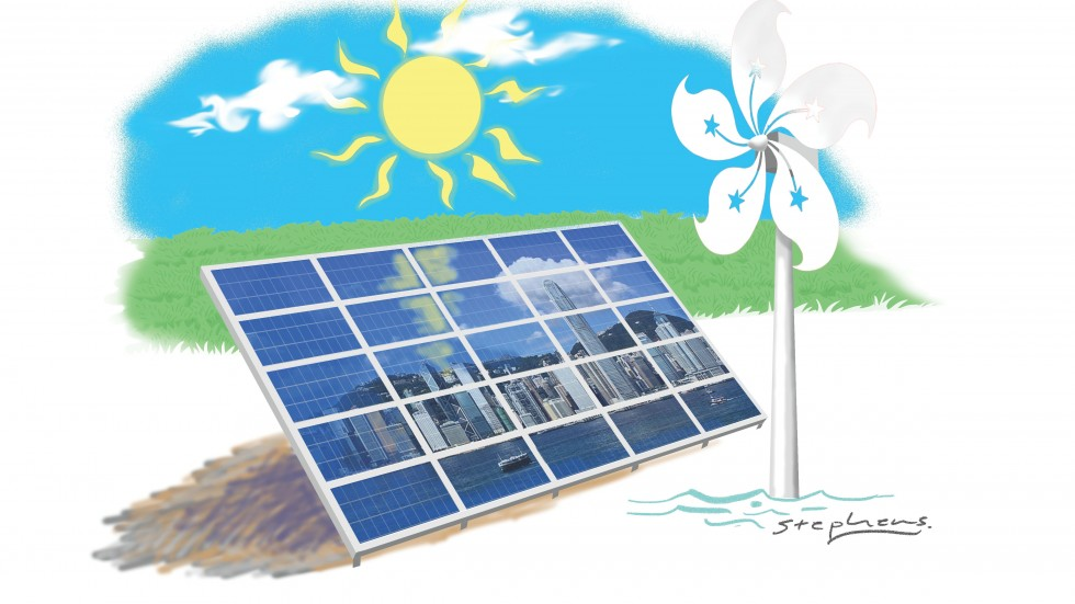 980x551 Collection Of Solar And Wind Energy Clipart High Quality