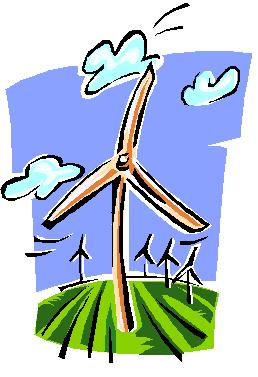 258x377 Wind Energy Clipart