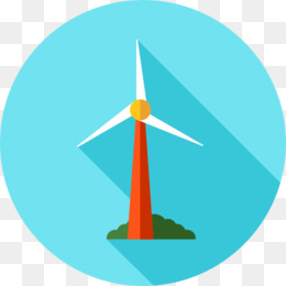 260x260 Wind Farm Wind Turbine Windmill Clip Art