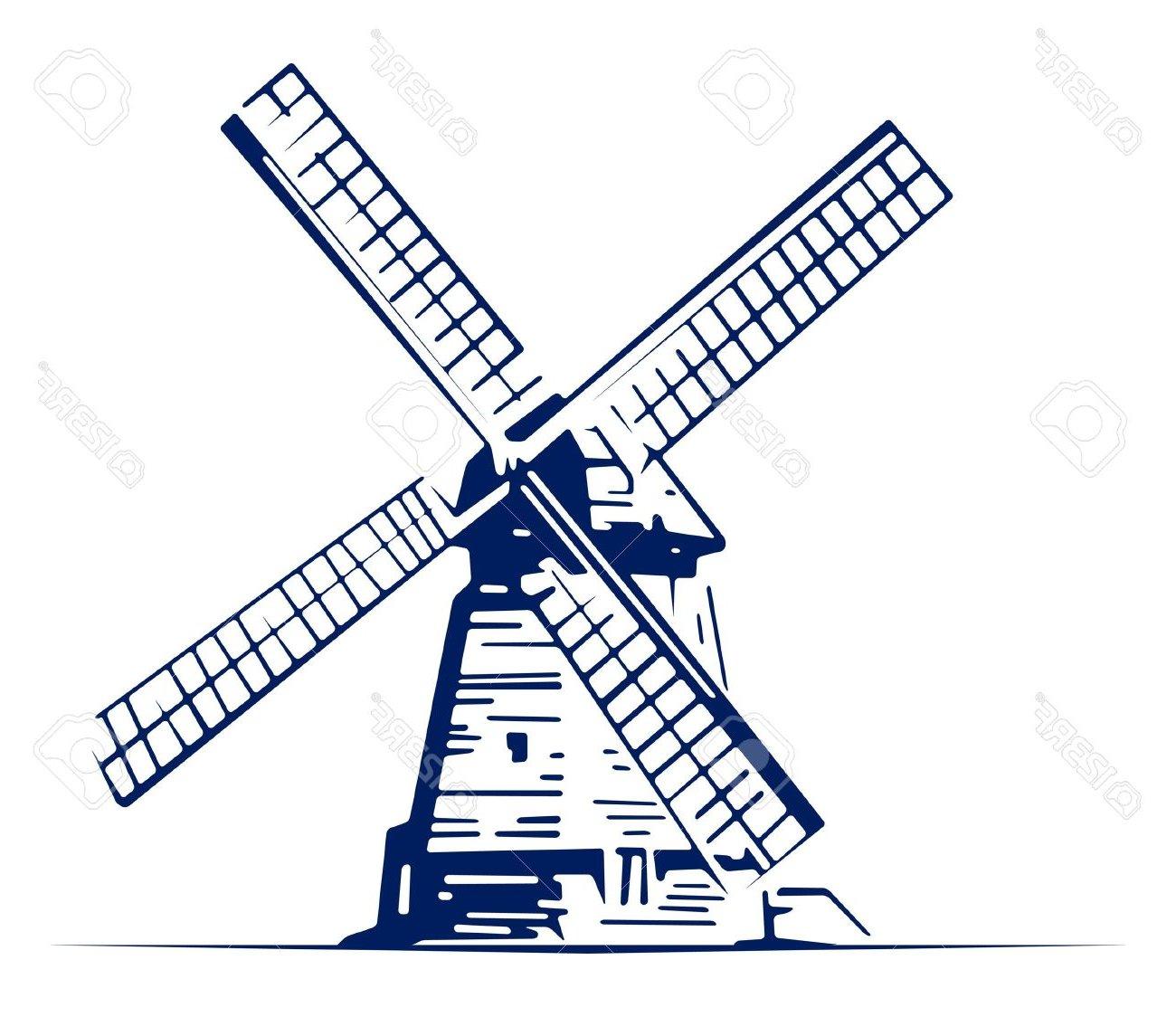 1300x1124 Mill Clipart Farm Windmill 3714285