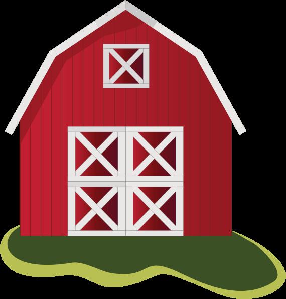 570x596 Red Windmill Cliparts