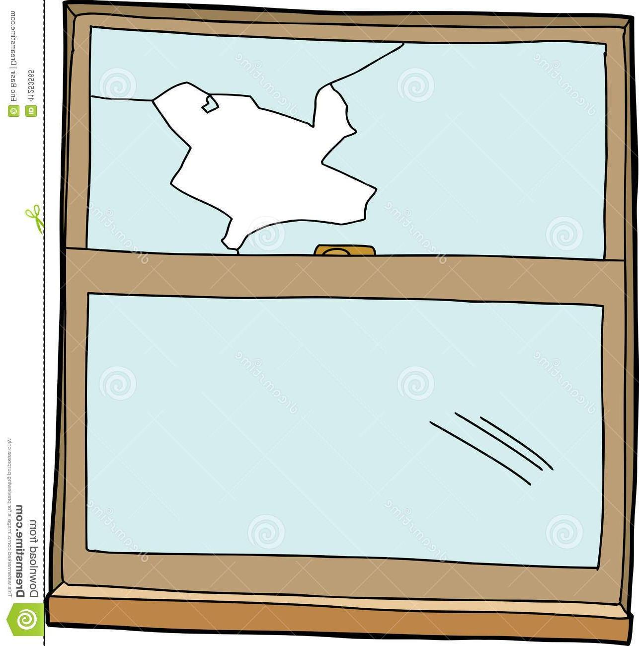 1286x1300 Collection Of Broken Window Clipart High Quality, Free