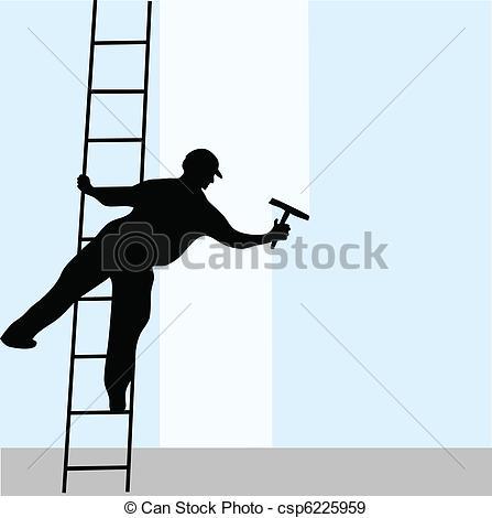 447x470 Window cleaning clipart, explore pictures