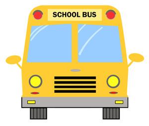 300x254 school bus clip art download free clipart 3