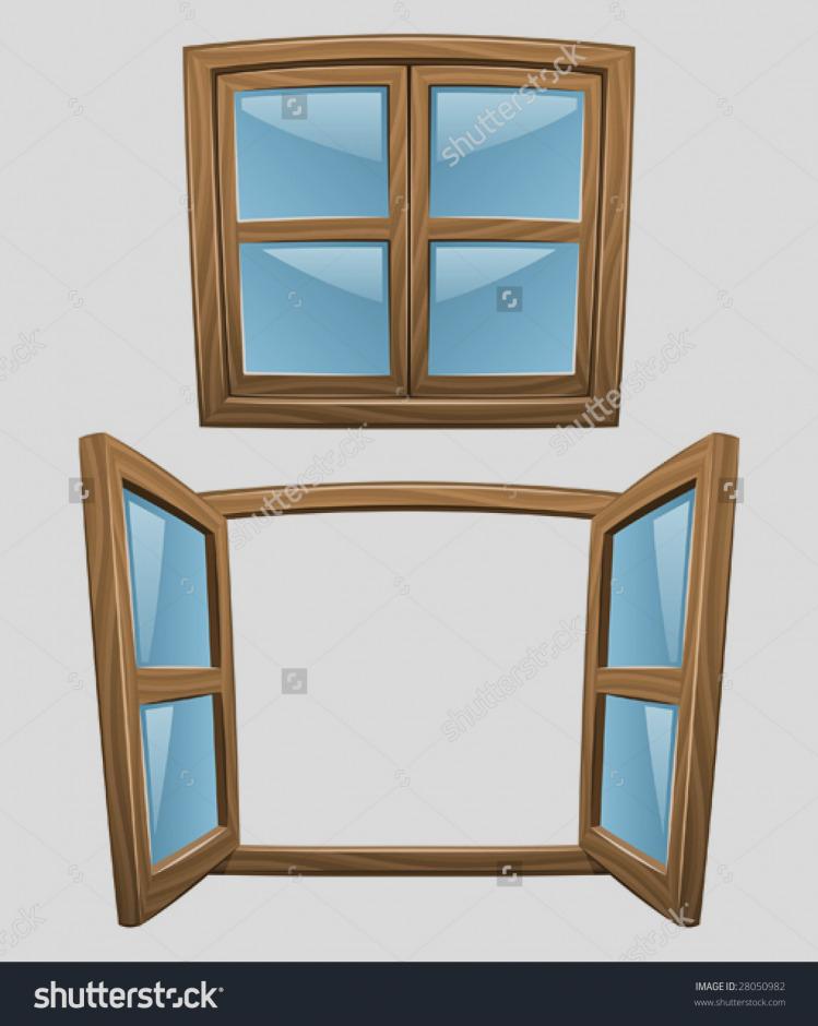 749x940 Beautiful Windows Clip Art Window PNG Best WEB Clipart