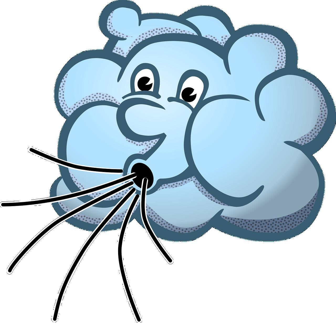 Windy Day Clip Art – Cliparts |Windy Day Clipart