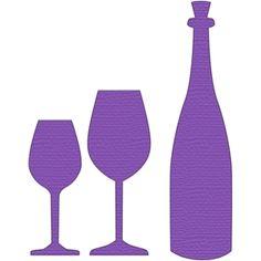236x236 Wine Glass Clipart Wine Glasses Silhouette Clip Art