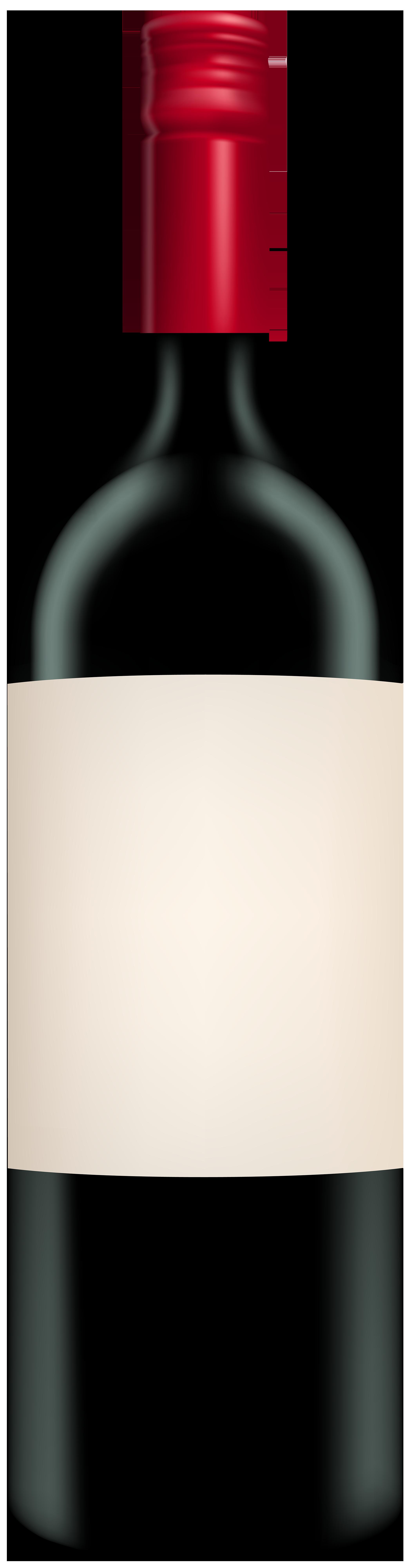 2103x8000 Bottle Of Red Wine Clip Art Imageu200b Gallery Yopriceville