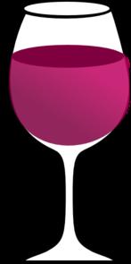 147x295 Glass Of Wine Clip Art