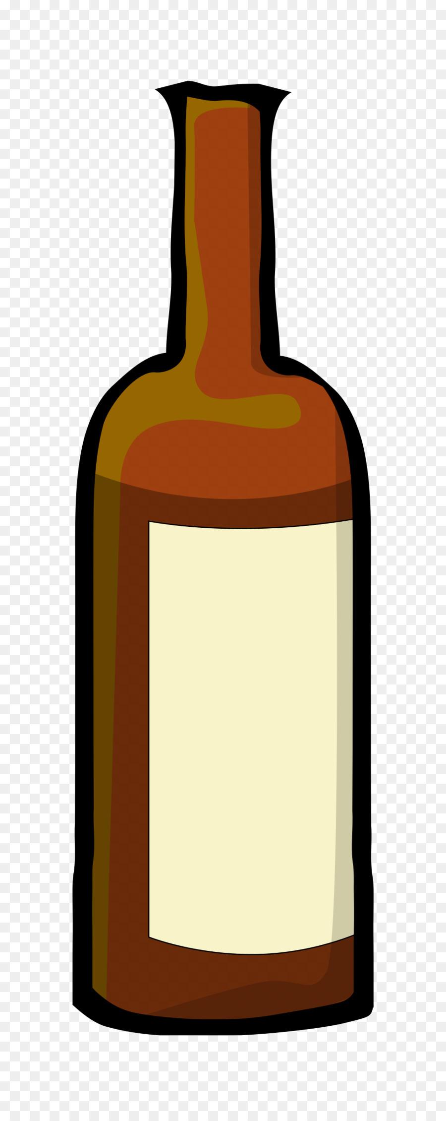 900x2260 Red Wine Bottle Clip Art
