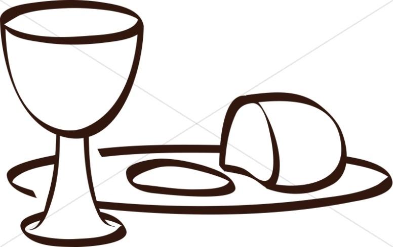 776x489 Simple Communion Clip Art Communion Clipart
