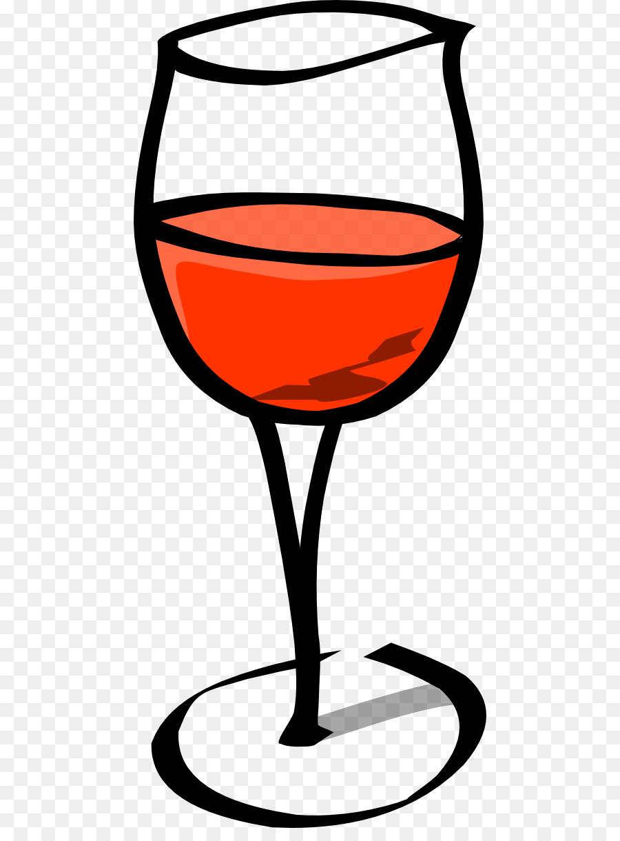 900x1220 White Wine Red Wine Wine Glass Clip Art