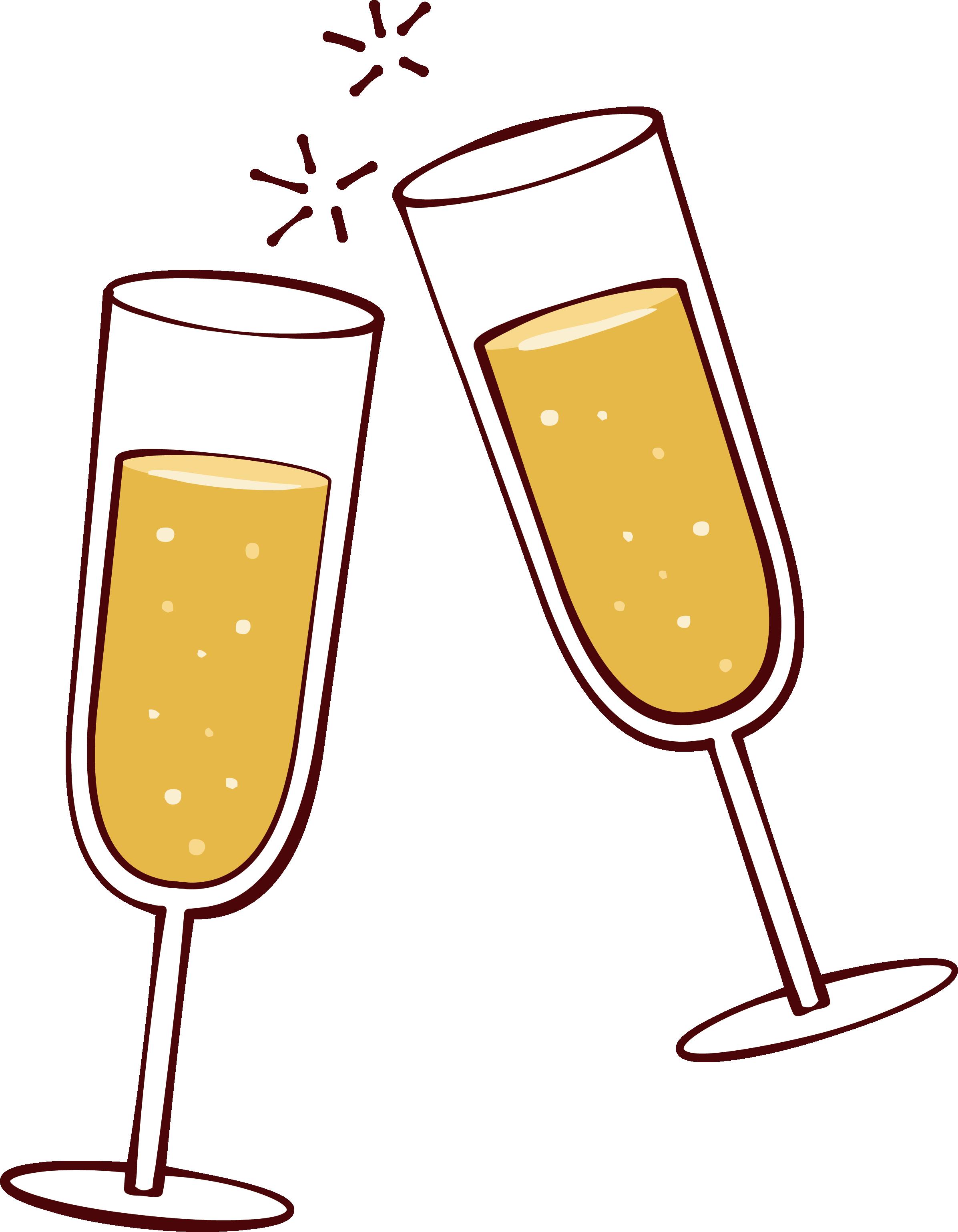 2393x3078 Wine Glass Clip Art