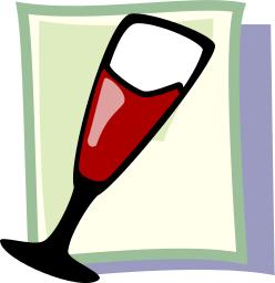 248x256 Free Wine Clipart