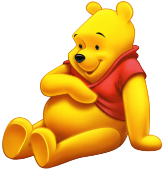 334x347 Free Disney's Winnie The Pooh And Friends Clipart And Disney Poo